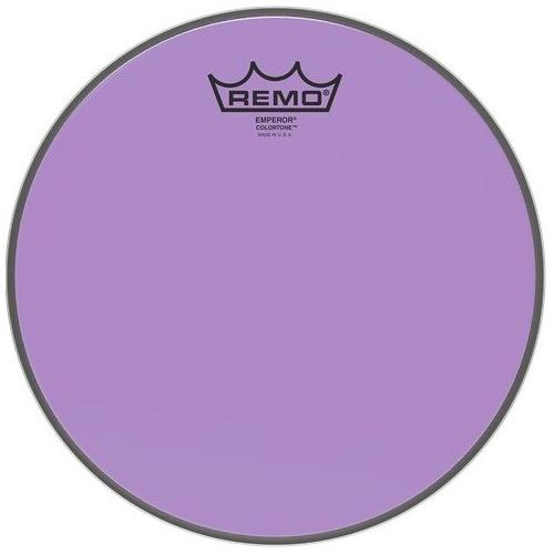 """REMO BE-0310-CT-PU - Emperor® Colortone™ Purple 10"""" Davul Derisi"""
